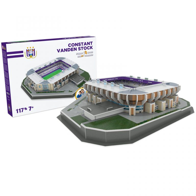Anderlect 3D Stadion Puzzel
